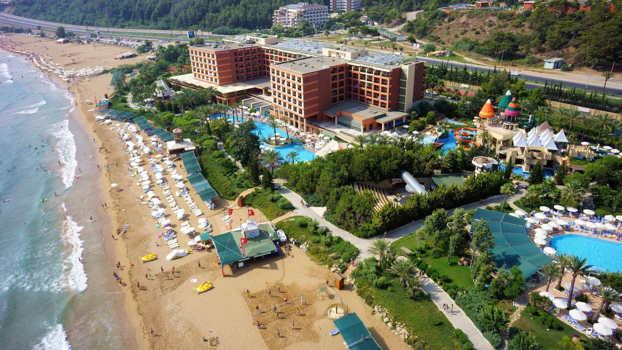 Pegasos Resort Hotel – Alanya