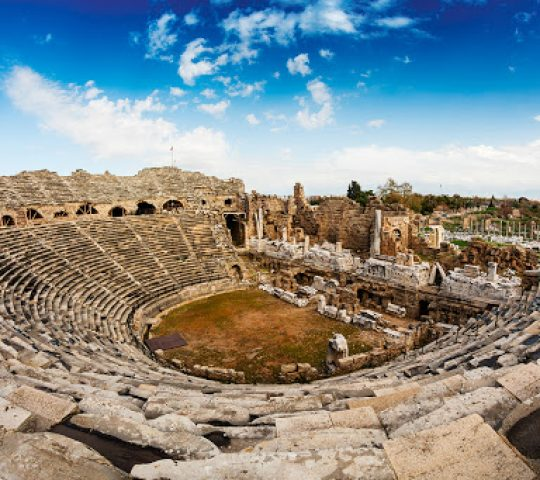 Side Antik Tiyatro