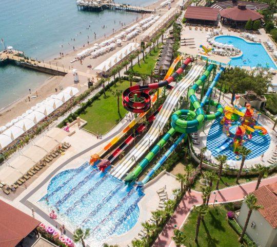 Crystal Flora Beach Resort – Kemer