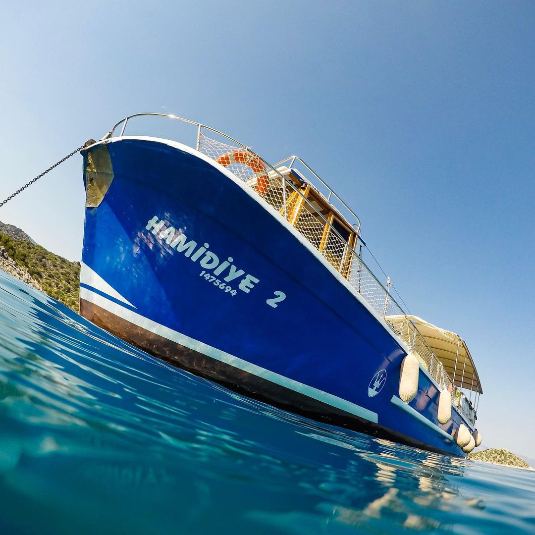 Kaş-Kekova Tekne Turu – Mutlu Kaptan