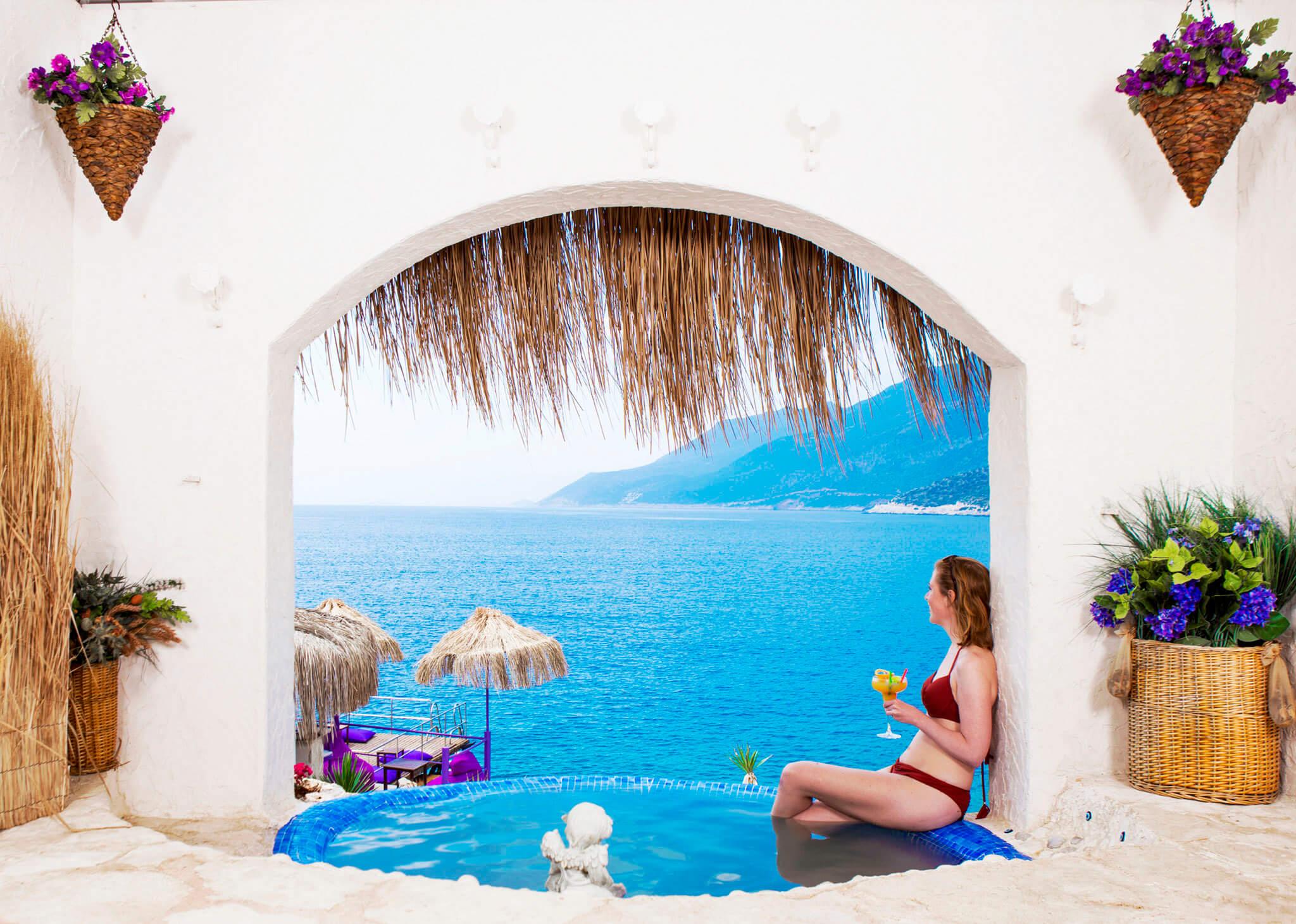 Lukka Exclusive Hotel – Kaş