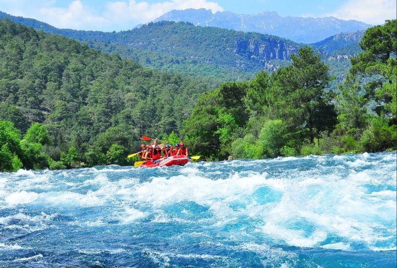 Rafting – Novaraft – Manavgat